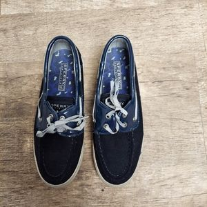 Sperry Blue Top Sider Shoe